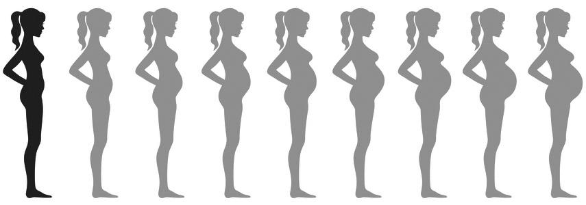 raseduse 1 kuu